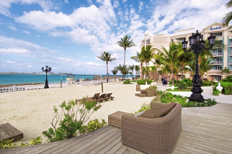 Sandals Royal Bahamian Spa Resort & Offshore Island Garten