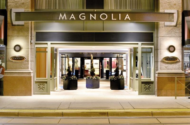 Magnolia Hotel Denver Außenaufnahme