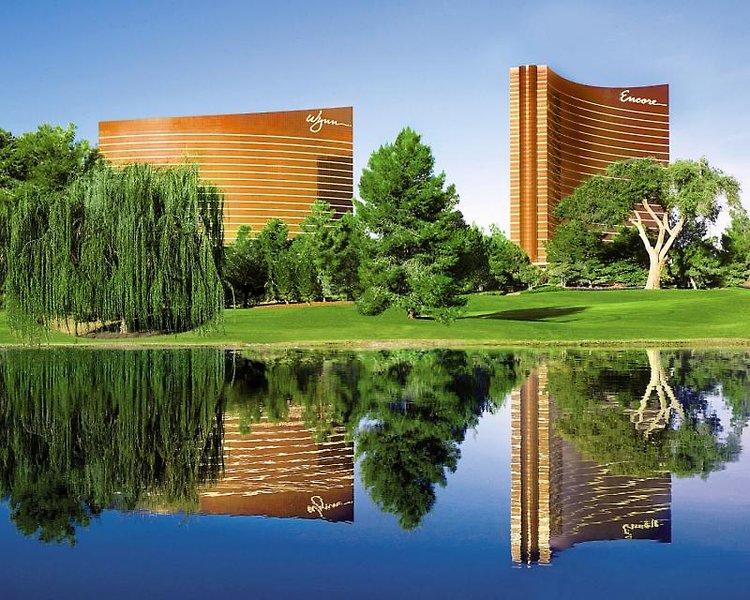 Encore Resort & Tower Suites at Wynn Las Vegas Außenaufnahme