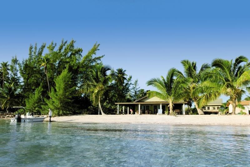 Swain´s Cay Lodge Außenaufnahme