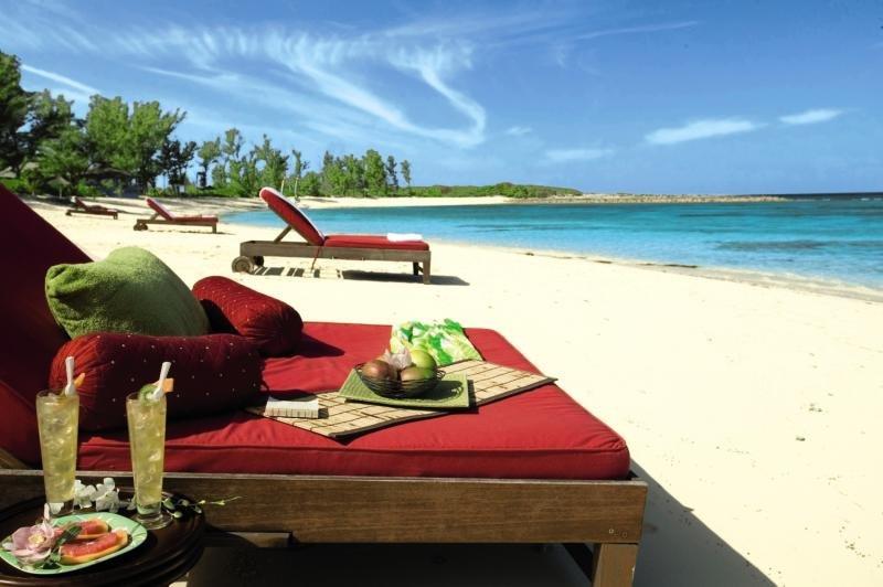 Sandals Royal Bahamian Spa Resort & Offshore Island Strand