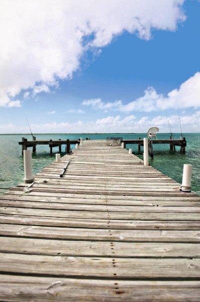 Swain´s Cay Lodge Landschaft