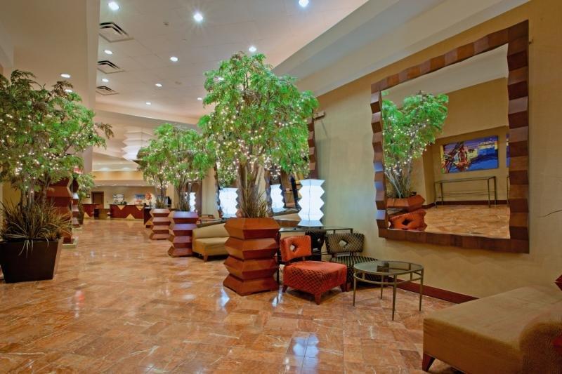 Crowne Plaza Houston River Oaks Lounge/Empfang