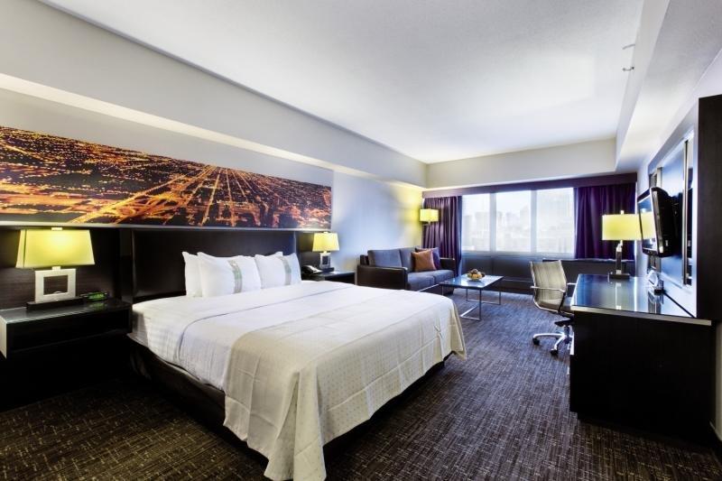 Holiday Inn Chicago Mart Plaza River North Wohnbeispiel