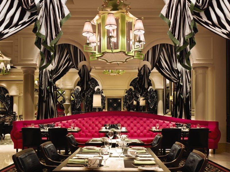 Encore Resort & Tower Suites at Wynn Las Vegas Terrasse
