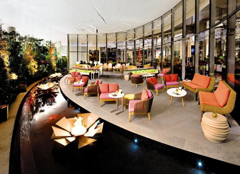 Vdara Hotel & Spa at Aria Las Vegas Restaurant