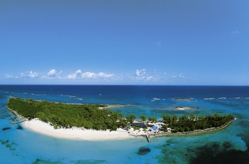 Sandals Royal Bahamian Spa Resort & Offshore Island Landschaft