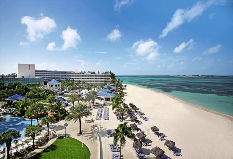 Melia Nassau Beach Resort Strand