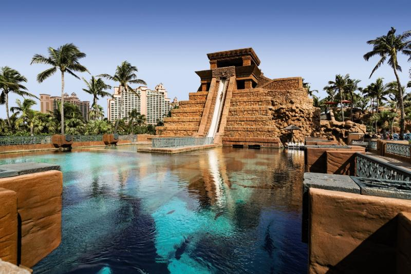 Atlantis Paradise Island Complex Pool