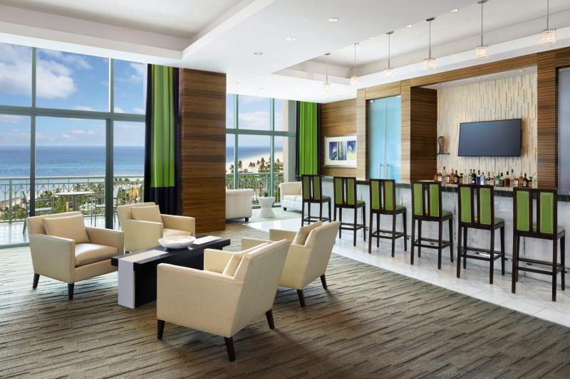 Atlantis Paradise Island Complex Lounge/Empfang