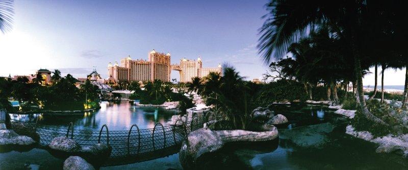 Atlantis Paradise Island Complex Außenaufnahme