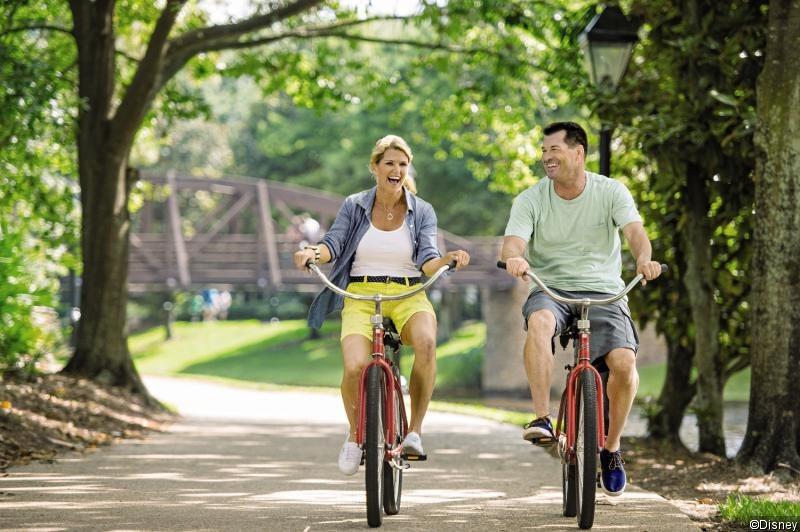 Disney´s Port Orleans Resort - French Quarter Sport und Freizeit