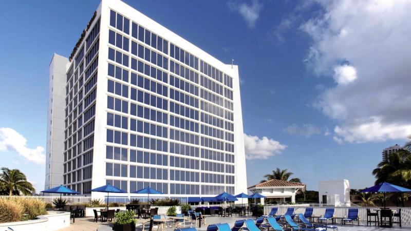 Courtyard Fort Lauderdale Beach Außenaufnahme