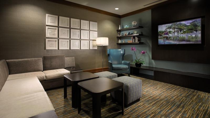 Courtyard Fort Lauderdale Beach Lounge/Empfang