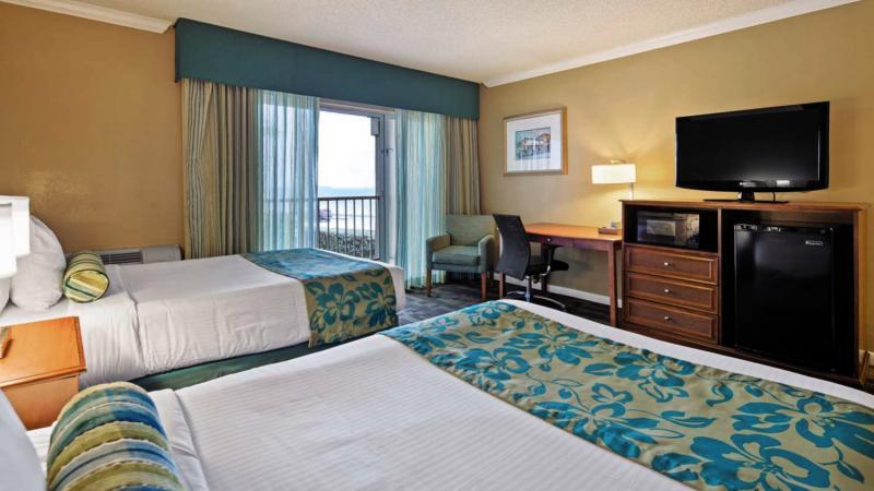 Best Western Key Ambassador Resort Inn Wohnbeispiel