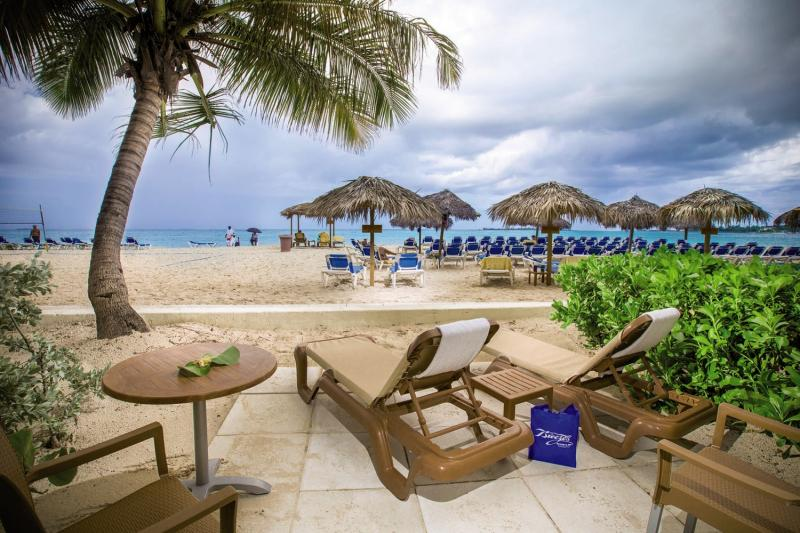 Breezes Bahamas Terrasse