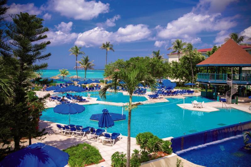 Breezes Bahamas Pool