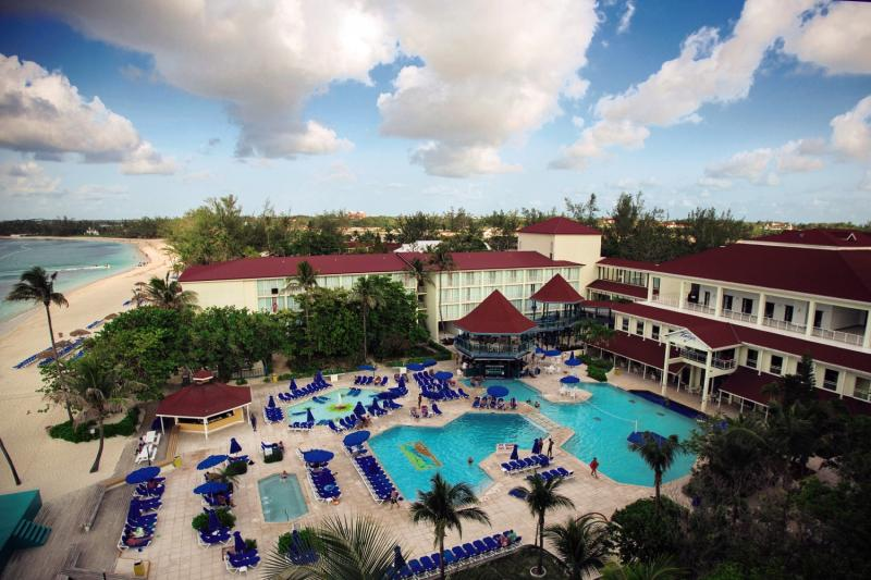 Breezes Bahamas Außenaufnahme