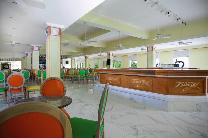 Breezes Bahamas Lounge/Empfang