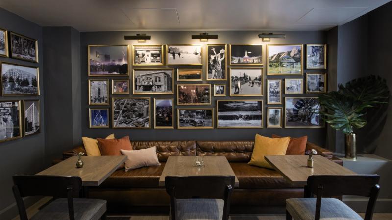Magnolia Hotel Denver Bar