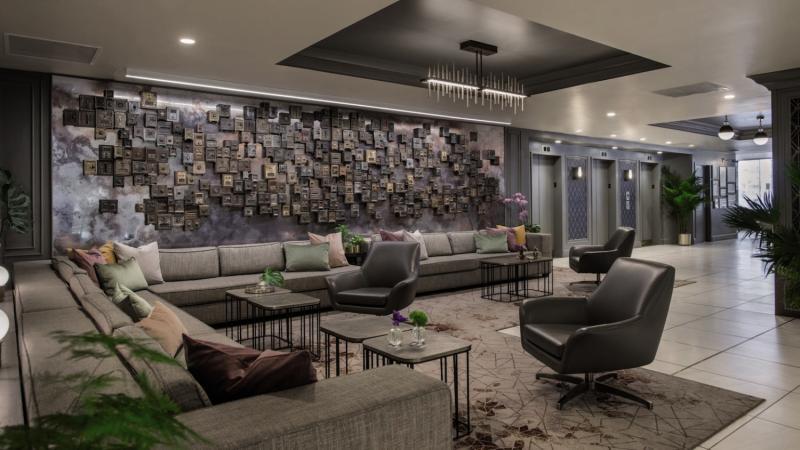 Magnolia Hotel Denver Lounge/Empfang