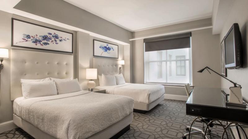 Magnolia Hotel Denver Wohnbeispiel