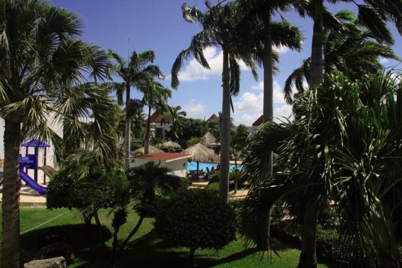 The Mill Resort & Suites Aruba Garten