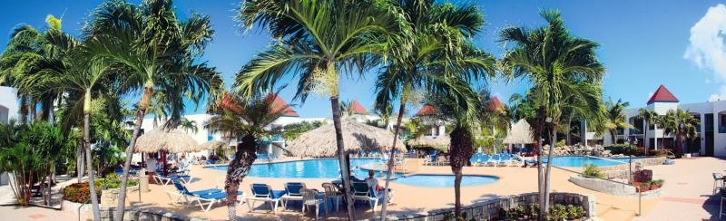 The Mill Resort & Suites Aruba Pool