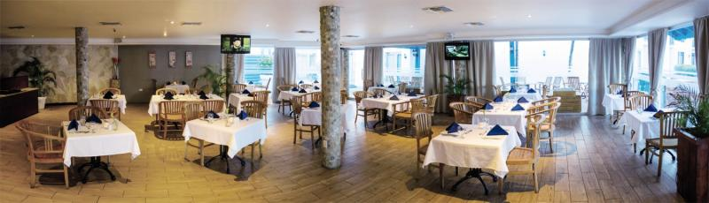 The Mill Resort & Suites Aruba Restaurant
