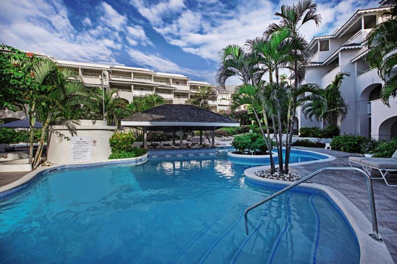 Bougainvillea Barbados Pool