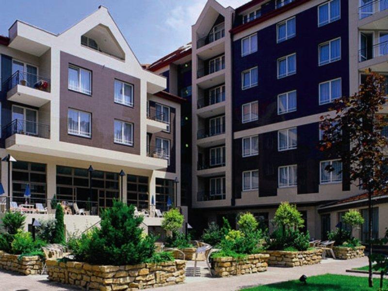 Adina Apartment Hotel Budapest Außenaufnahme