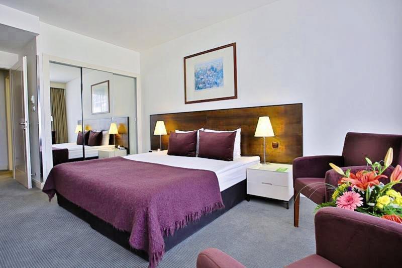 Adina Apartment Hotel Budapest Wohnbeispiel