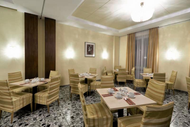 Novum Hotel Prinz Eugen Wien Restaurant
