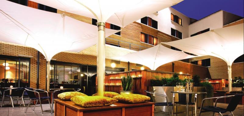 The Croke Park Hotel Terrasse