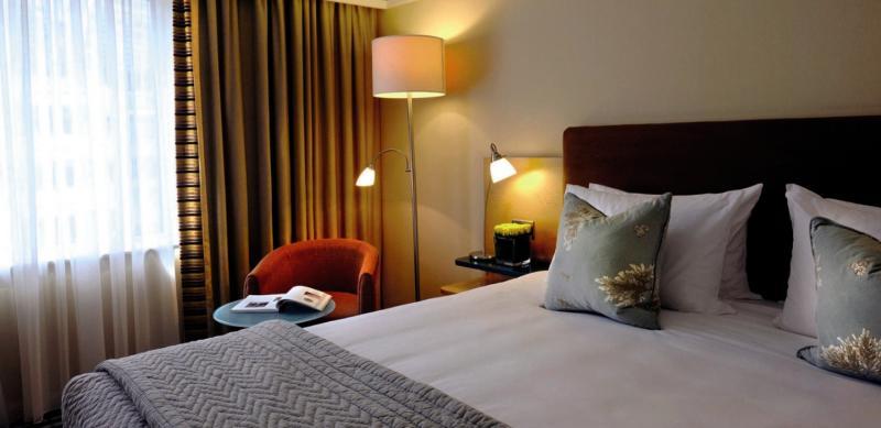 The Croke Park Hotel Wohnbeispiel