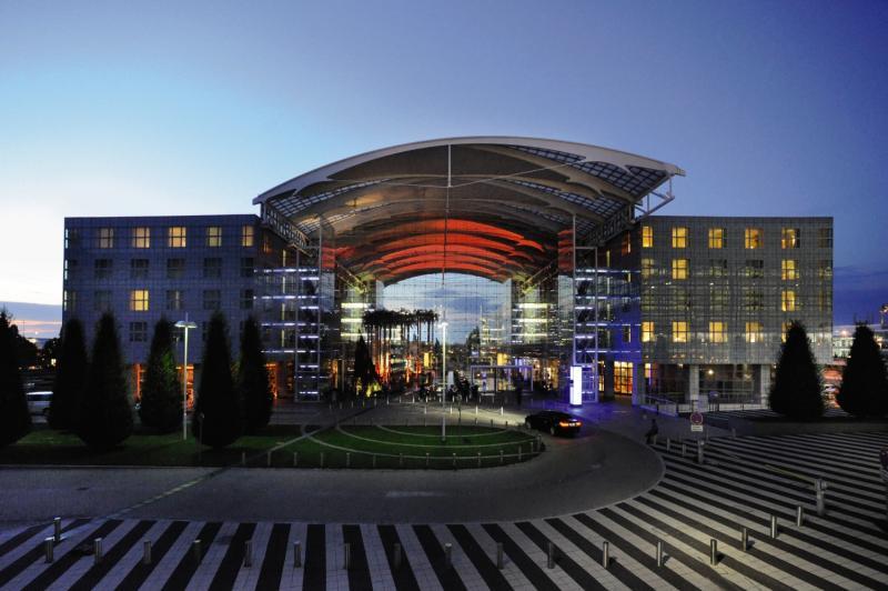 Hilton Munich Airport Außenaufnahme