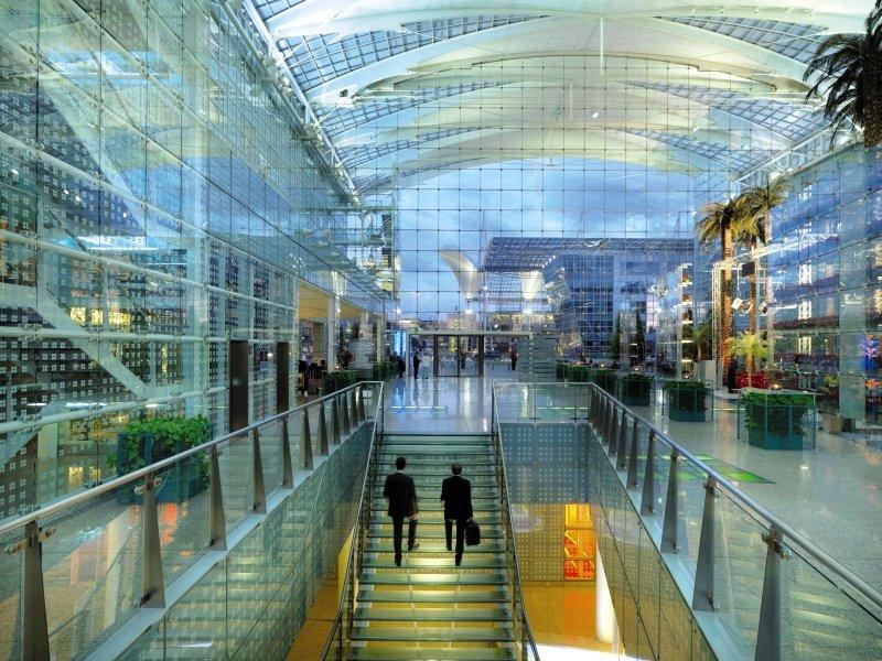 Hilton Munich Airport Sport und Freizeit