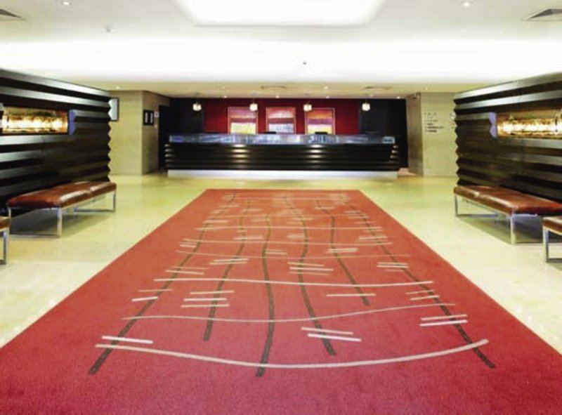 The Croke Park Hotel Lounge/Empfang