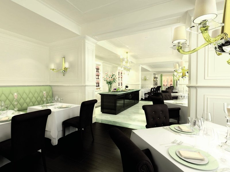 Palais Hansen Kempinski Vienna Restaurant