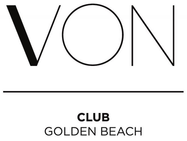 VONRESORT Golden Beach Logo