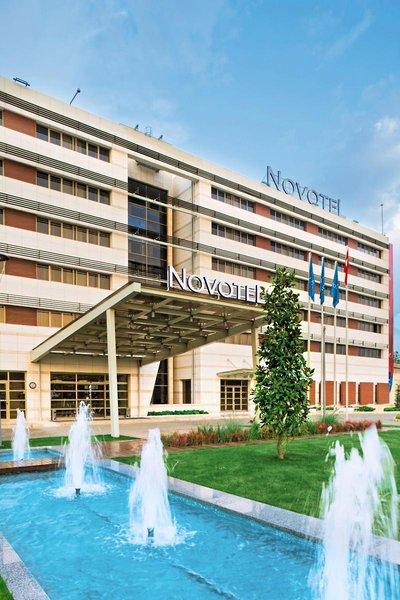 Novotel Trabzon Außenaufnahme