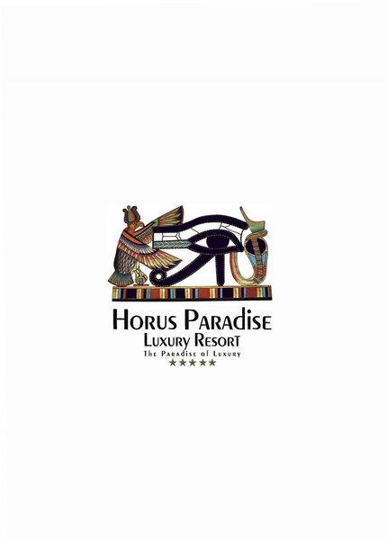 Horus Paradise Luxury Resort & Club & Village Modellaufnahme