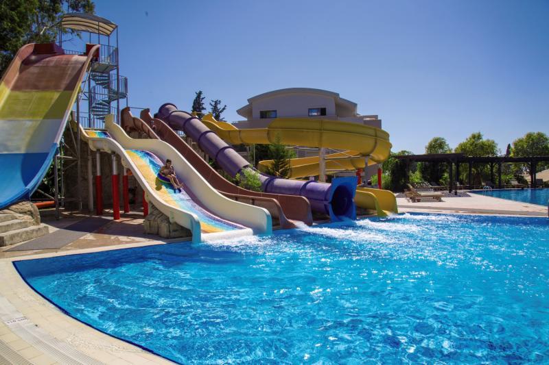 Horus Paradise Luxury Resort & Club & Village Pool