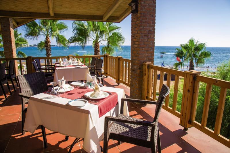 Horus Paradise Luxury Resort & Club & Village Restaurant