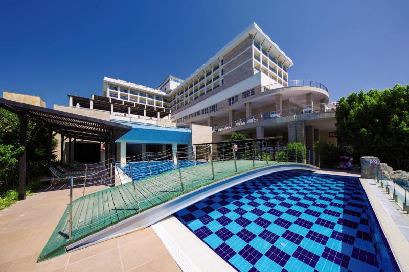 Horus Paradise Luxury Resort & Club & Village Terrasse