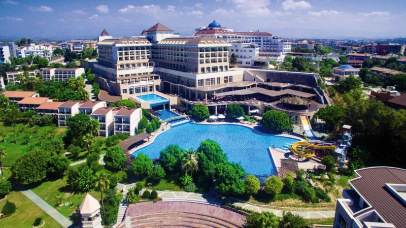 Horus Paradise Luxury Resort & Club & Village Außenaufnahme