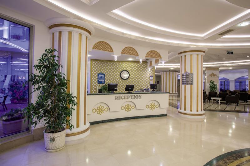 Sultan of Side Badezimmer