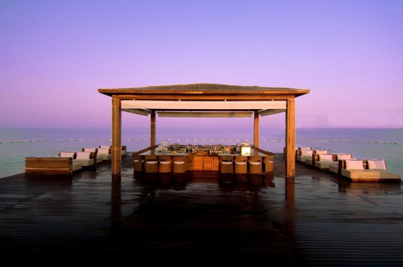 Gloria Serenity Resort Terrasse
