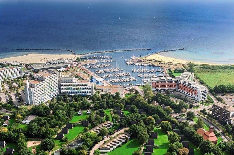 Ostsee Resort Damp Hotel Außenaufnahme