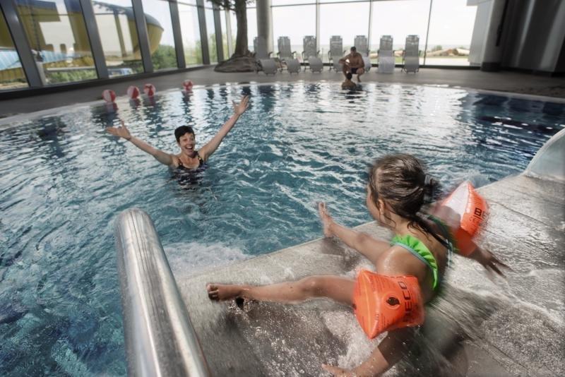 Ostsee Resort Damp Hotel Hallenbad